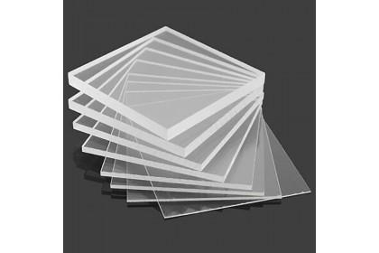 *Size A5* Arcylic Sheet/Papan Perspek/亞克力板-Grade AA