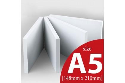 *Size A5* PVC Foam Board/KT Board/发泡板